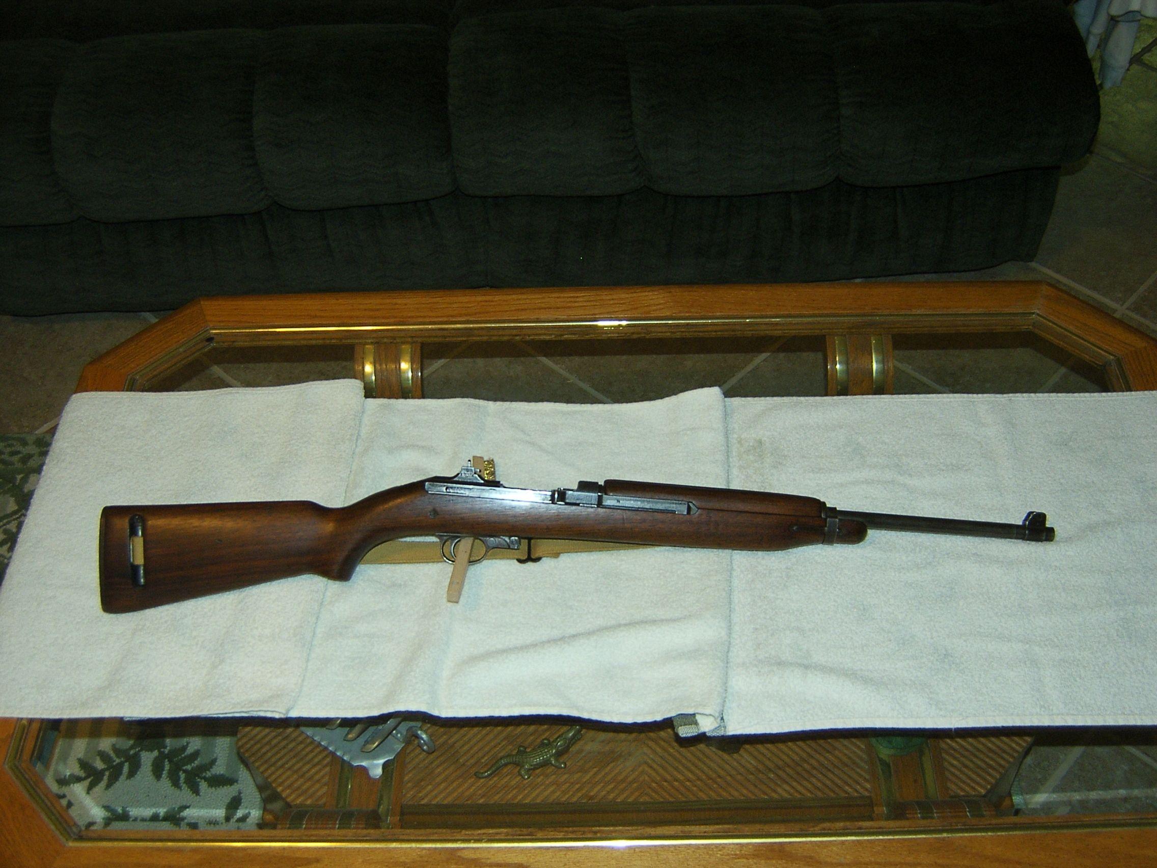 1943 M1 Carbine.JPG