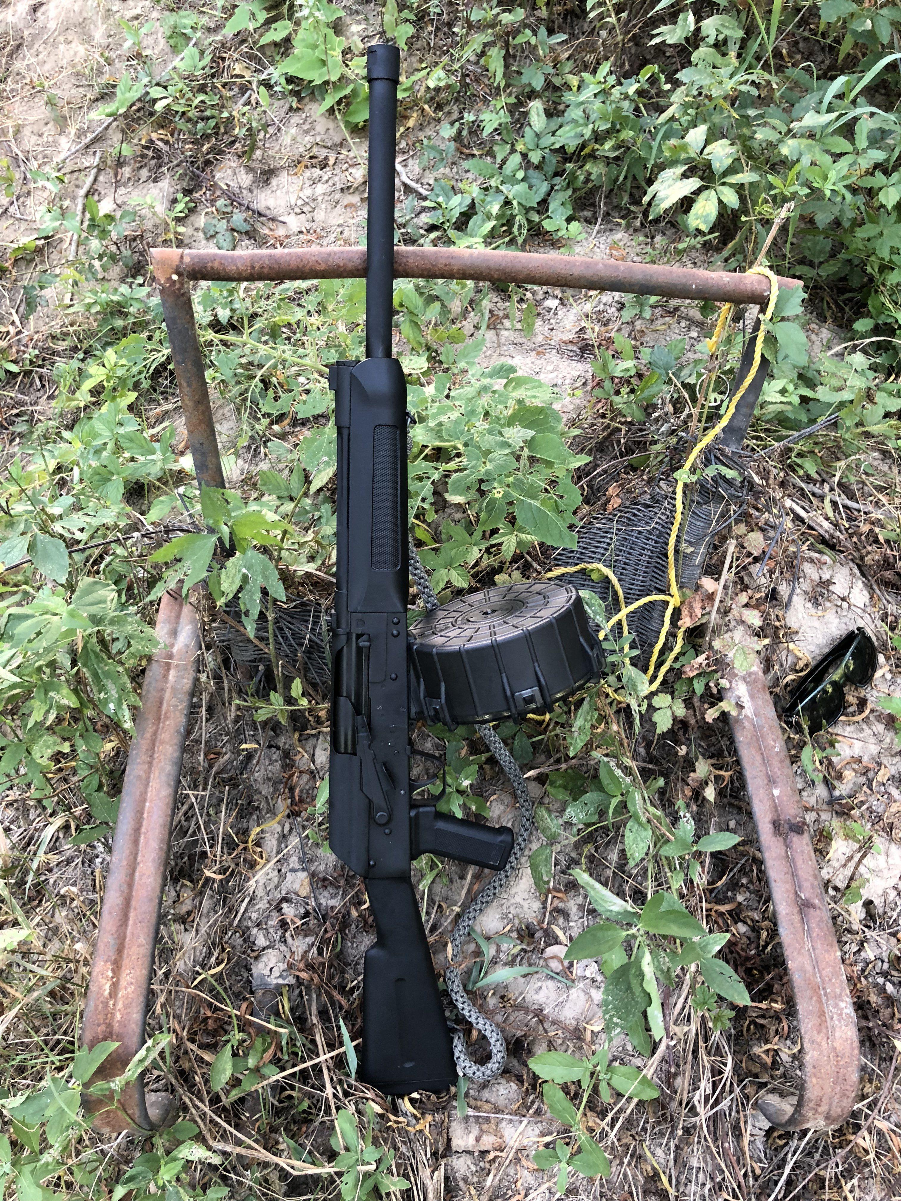 My new SDS Imports LYNX 12 (A saiga clone) | Texas Gun Talk
