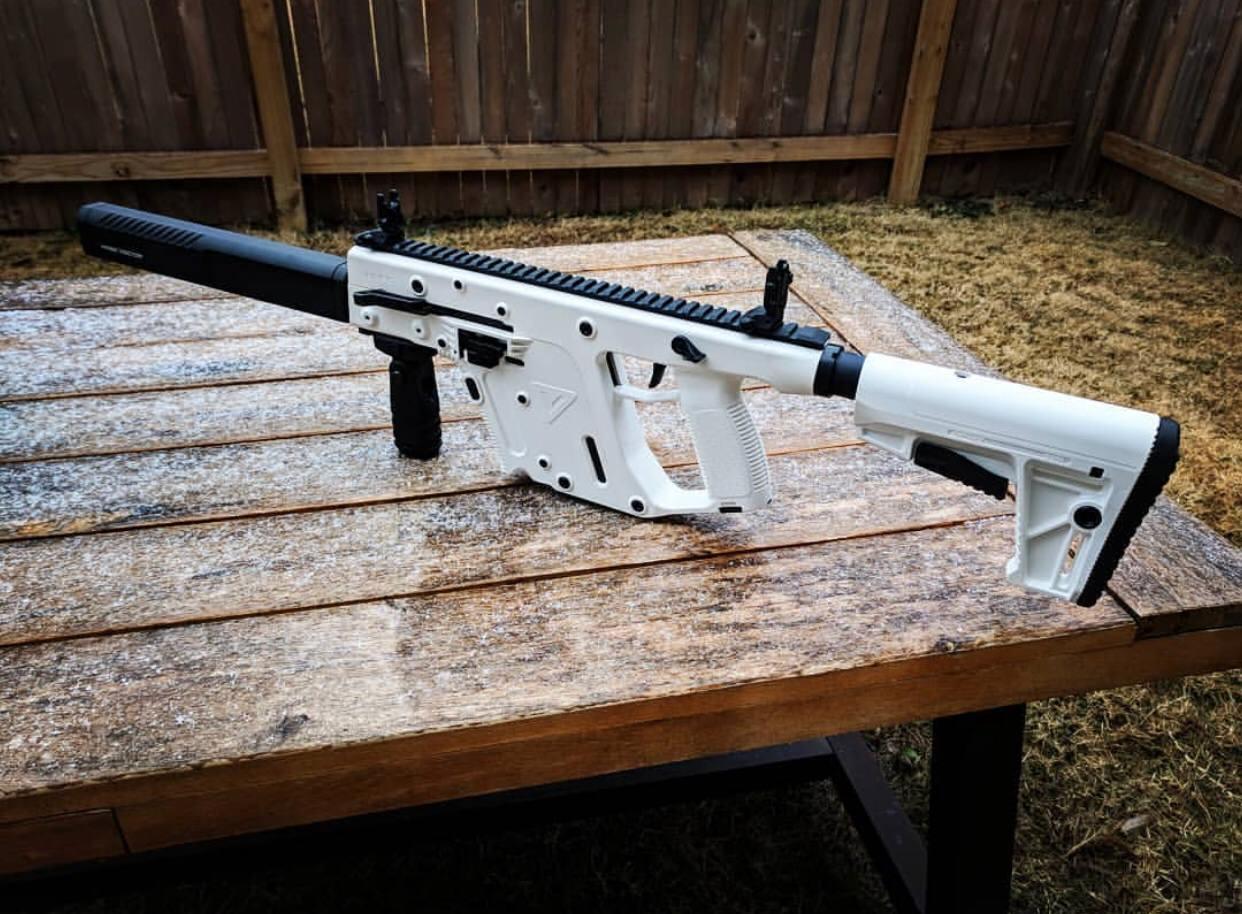 SOLD - [Austin] WTS: KRISS VECTOR GEN II CRB ALPINE | Texas Gun Talk