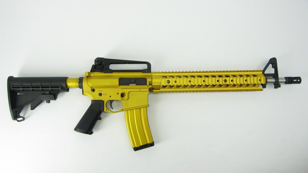 Images of Gold Plated Ar 15 - industrious info