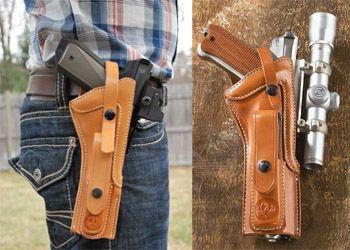 Holster-Leather-Scoped-Gun-Silver_zps31db3de4.jpg