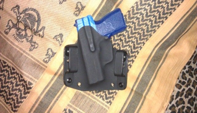 Kydex Holster by Storm Holsters (GlockontheRocks) for Kahr