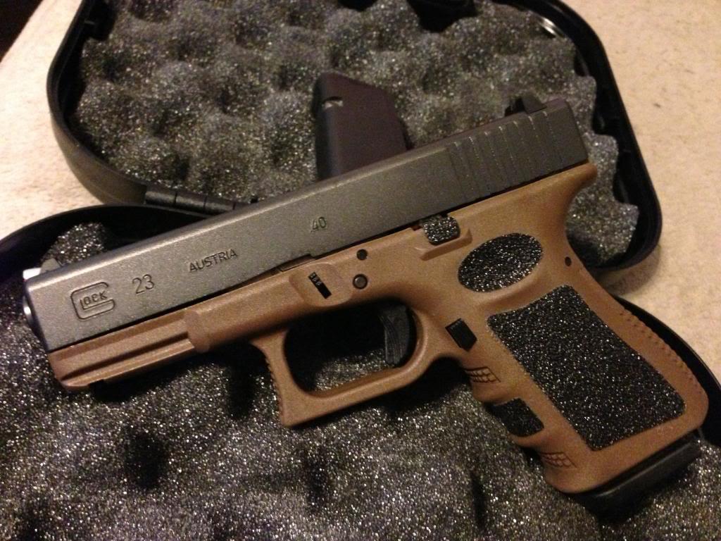 FS San Antonio Glock 23 FDE frame gen 3 NIB | Texas Gun Talk - The ...