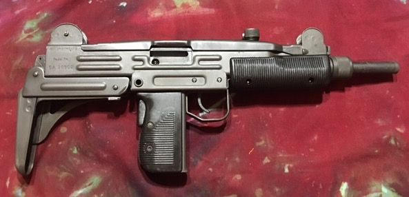 WTS - Canton-Action Arms Full Auto Uzi-Big price cut   Texas