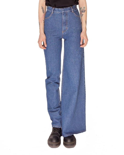 ksenia-schnaider-MEDIUM-BLUE-Asymmetric-Skinny-Wide-leg-Jeans.jpg