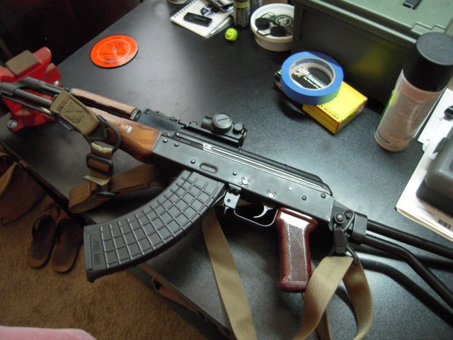WTT: AK-47 for Glock 34 / 17L / or 24 (San Antonio & RGV