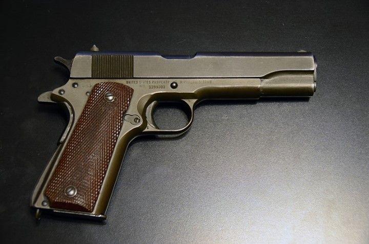 WTS - Remington Rand M1911A1 (1944) - Austin | Texas Gun